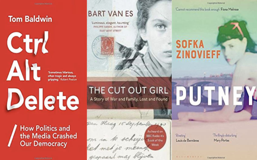 Buy the books reviewed in the September issue at a discounted price via Wordery