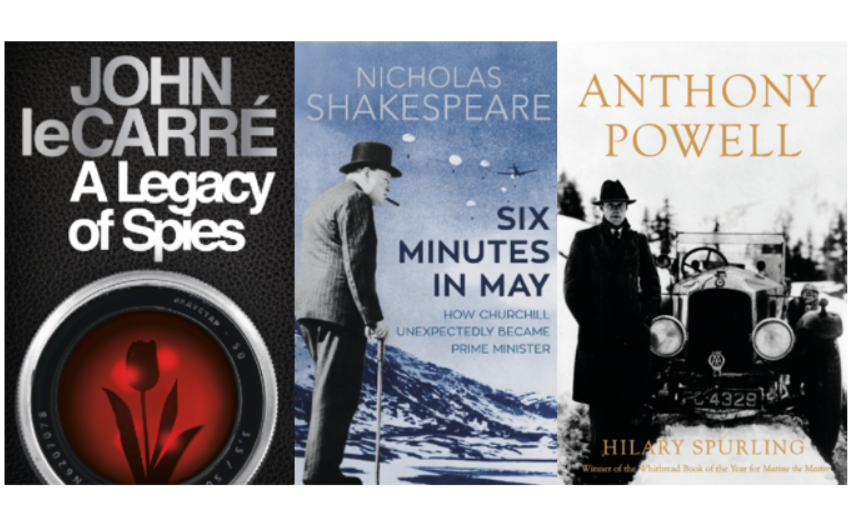 Buy the books reviewed in the November issue at a discounted price via Wordery