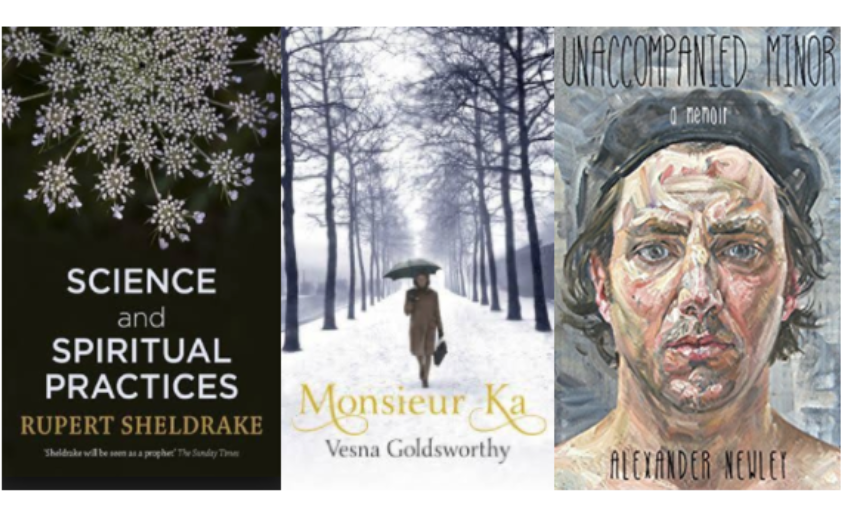 Buy the books reviewed in the April issue at a discounted price via Wordery