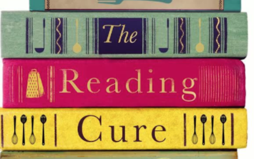 An appetite for words: The Reading Cure by Laura Freeman reviewed by Jane Shilling