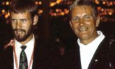 I once met Christine Keeler's father