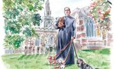 The Madness of Grief: A Memoir of Love and Loss, by Reverend Richard Coles - Frances Wilson