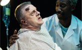 Theatre: Angels in America reviewed by Paul Bailey