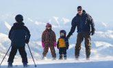 The ski season starts here