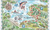 The joy of Devon's fake lake - Patrick Barkham