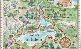 On the bonny banks of Loch an Eilein - Patrick Barkham