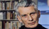 The Aztec mask of Samuel Beckett