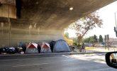 The homeless of LA