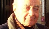 I ONCE MET MOHAMED AL-FAYED - AND HE WAS VERY GENEROUS WITH HIS BALLOONS. BY NICHOLAS BARROW