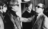 A narrow escape from the Stasi with Andy Warhol