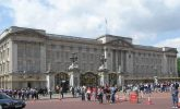 Highs and lows of a Buckingham Palace garden party
