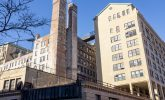 Industrial New York – in Greenwich Village