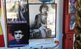 Jimi Hendrix was here?