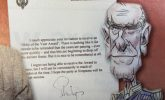 Oldie of the Year - Prince Philip's gracious thankyou letter