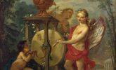 Valentine's lessons from Antonia Fraser, Margaret Drabble – and Gyles Brandreth