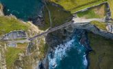Tintagel Revisited - King Arthur's Cornish castle and its inspired renovation