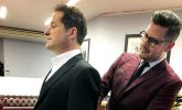 To the manor shorn - my tailor is straight out of Downton Abbey, says Dominic Green