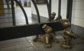 The hidden comedians on the New York Subway