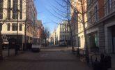 Lockdown London leaves the homeless exposed –literally
