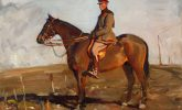 Alfred Munnings – an artist at war