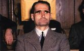 My father spared Rudolf Hess