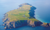 Island Heaven: Will Heaven loves Lundy for its views, its cliffs, its crashing waves – and because his family used to own it