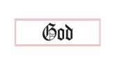 God: Sister Theresa