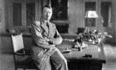 The British peer who ran over Hitler