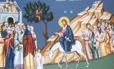 A Celtic prayer for Palm Sunday