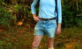 Old men shouldn't wear shorts – Liz Hodgkinson