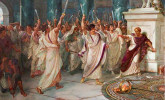 Beware the Ides of March! Julius Caesar and his dying words - in Greek