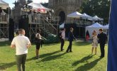 Boris's media village – in the boiling cauldron of Westminster