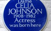 My encounter with Celia Johnson - Simon Williams