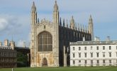 The joy of watching – and queueing for – the carol service at King's College Cambridge. By Sheila Wells