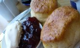 The Queen is right about scones – it's cream first, THEN jam