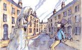 Newman Street's Miss Havisham