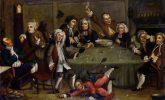 When dining clubs weren't posh