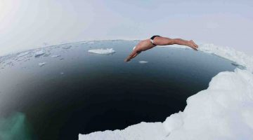 I swam across the North Pole - Lewis Pugh