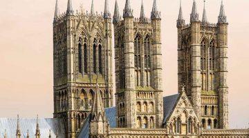 My three favourite cathedrals - Simon Jenkins