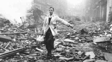 Joshua Levine - The heroes - and villains - of the Blitz
