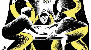 Bound – Theatre review by Nicholas Lezard