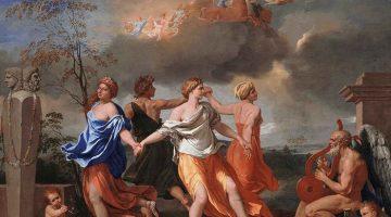 Huon Mallalieu - Poussin and the dance
