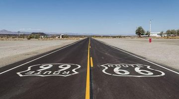 Get your kicks on Route 66? - Old Un