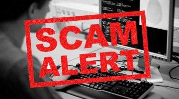 I was scammed - Ruth Webster