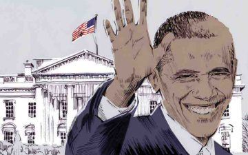 A Promised Land, by Barak Obama - Ivo Dawnay