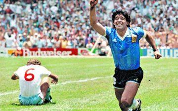 RIP Diego Maradona (1960-2020)