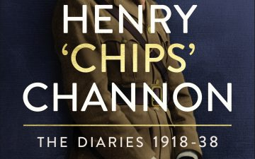 Watch Simon Heffer on Chips Channon's Diaries –and win £50 of books