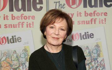 Delia Smith, Truly Scrumptious Oldie of the Year - Elisabeth Luard