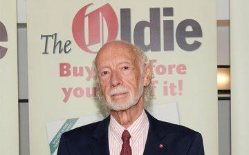 Oldie People's Poet of the Year Award, Roger McGough - Valerie Grove