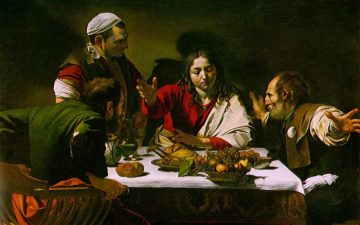 The supper after the Last Supper - Sister Teresa